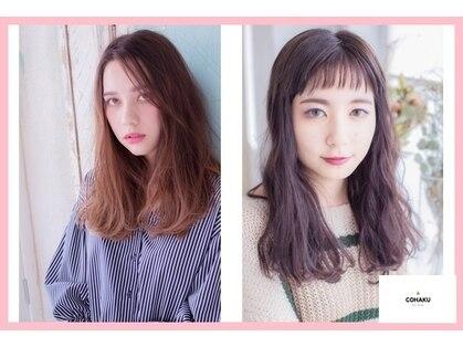 cohaku hair lounge【コハク ヘアラウンジ】