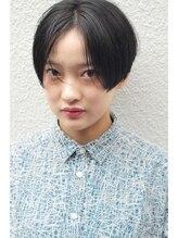 ノーカ(nohka)黒髪モードショート
