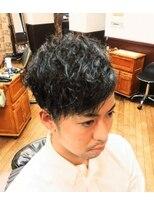 ヘアーメイクサロンアカイシ(hairmake salon AKAISHI)ナチュラルミックスパーマ