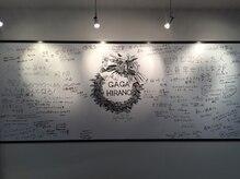 ガガ ヒラノ(GAGA HIRANO)の雰囲気(■オープン時、お客様から頂いたメッセージ■)