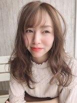 モウ ライフヘアー(MOW LIFE HAIR)MOW☆柔らかフォギーベージュ