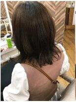 ヘアーメイクゼロ 坂戸駅前店(hairmake zero)モカブラウン