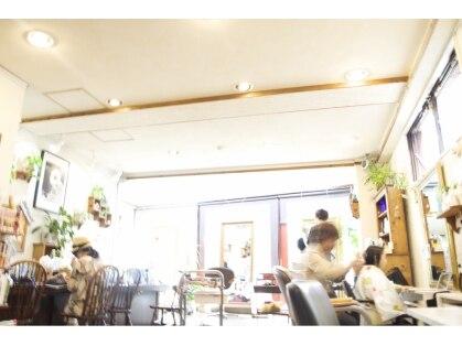 トップスヘアー浜田山(TOP'S HAIR)の写真
