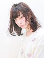 エトネ ヘアーサロン 仙台駅前(eTONe hair salon)【eTONe】伸ばしかけナチュラルヘア