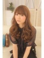 マーブル 河内松原店(Marble)上品な巻き髪スタイル