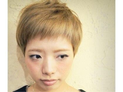 ヘアーアトリエ トムボーイ(hair aterie TOM BOY)の写真