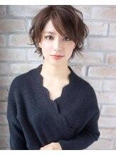 ボニークチュール(BONNY COUTURE)大人のイメチェン・40代女性キレイかわいいシンプルボブ・神戸