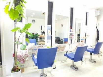 ヘアメイク ホーム 双(Hair Make Home SO)の写真