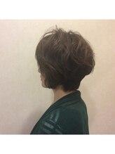 ヘアーアンドメイク ソファー 高森店(hair&make Sofa)大人ショート