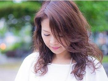 美容室 ボア・メゾンの写真/「無刺激」にこだわりをもつ◇芯からの美しさを追求し、輝く髪に。