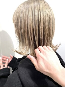 セシルヘアー(CECIL hair)の写真/トレンドに敏感&お洒落を楽しみたい学生さんにオススメ☆【CECIL】は高い再現性とデザイン力も抜群◎