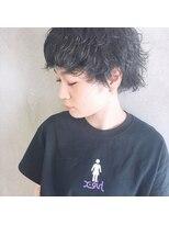ミント(mint)暗髪オーシャングレー