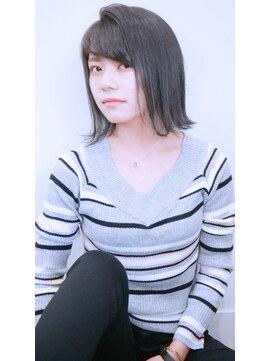 グランヘアー 豊岡店(GRAN HAIR)【グランヘアー豊岡店】 アクティブミディ