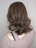 ソース ヘア アトリエ(Source hair atelier)【SOURCE】3Dグレージュ
