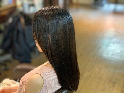 ヘアメイクルーボ(HAIR MAKE Lu bo)の写真