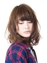 コンフェティ ダリア滝ノ水店(Confetti)甘辛ロングボブ~軽×重2WAYボブ~