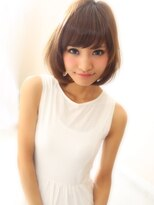 ショートレイヤーのアフロート名古屋 絶対可愛い 「ショートレイヤーボブ」画像