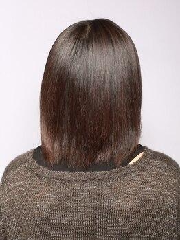 ヘアーヒロ 中央店(hair HIRO)の写真/ダメージとパサつきを改善する超音波トリートメントと長年培ってきたカット技術でアナタのお悩みにお応え。