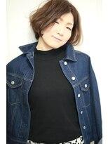ユイマァル スロウ(YUIMARL SLOW)大人ボブ☆