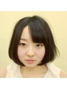 ロイ ヘアルーム 草加店(Roy hairroom)☆ストレートボブ☆