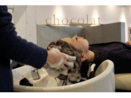 ショコラ(chocolat)の写真