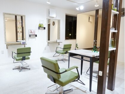 Hair salon Bi-ne 枚方店