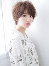 ルシエル バイ ガネイシャ(LUCIEL by ganesha)☆耳かけもできる!小顔ショート☆