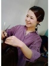 ヘアサロンアンドリラクゼーション マハナ(Hair salon&Relaxation mahana)仲川 豊子