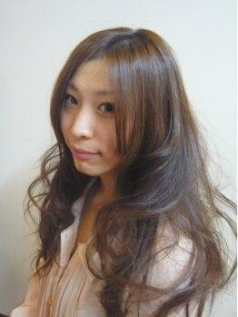 """シェディーヘア(Sheady hair)の写真/""""なりたい""""と""""似合わせ""""を組み合わせたスタイルをご提案します♪お手入れ方法もお教えするので嬉しい◎"""