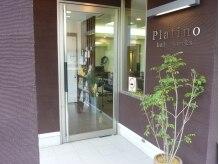 プラチノヘアワークス(Platino hair works)の雰囲気(落ち着いた色使いのサロンです。メンズの方に人気です★)