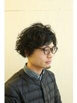 ヘアメイク イアラ 高柳(hair make iara)マッシュルームパーマ