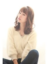 チュラリナータ(CHURA Rinarta)柔らかさ、色っぽさ、透け感いっぱいの最上級に可愛いセミディ♪