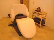 ヴィトラ ヘアラボラトリー(vitra hair laboratory)の雰囲気(フラットタイプのシャンプー台)