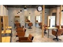 アグ ヘアー ジェム 津島店(Agu hair gem)の雰囲気(。ゆったり寛げる居心地の良い空間です。)