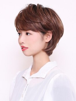 TBK 中山店の写真/オーガニックカラー使用で髪への負担を抑えながらの施術◎ダメージレスで染める程美しい艶髪になれる♪