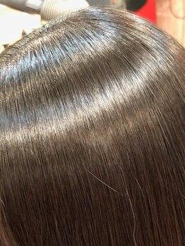 ソルシエールドゥアラジン(Sorciere de aladdin)の写真/【本山】髪質改善を目的とする縮毛矯正だから、全ての髪トラブルに対応しています!
