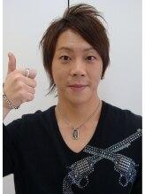 インプルーヴ アートスタイルヘアー(imProve Art style hair)市川 譲治
