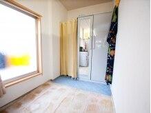 マルミ美容室の雰囲気(浴衣や着物の着付けもお任せください♪)