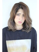 マイア 横浜駅店(hair saloon maia)gredation×beige=グラージュ♪