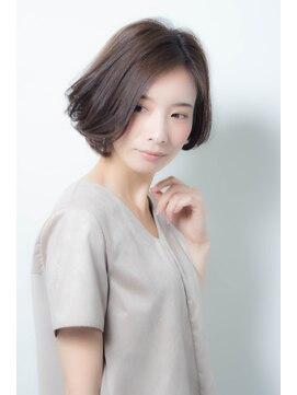 ミンクス 銀座店(MINX)【MINX 蛭田】大人可愛い★エレガントボブ
