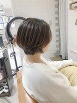 ルルカ ヘアサロン(LuLuca Hair Salon)LuLucaお客様☆スナップ 小顔ショートボブ