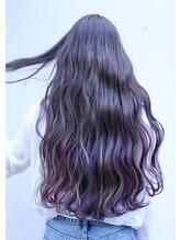 ヘアーサロンボニータス(Hair Salon Bonitas)グラデーションカラー☆ピンク【Bonitas 佃 由衣】