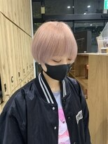 アテナ 六本松店(ATENA)【船津】ホワイトピンク