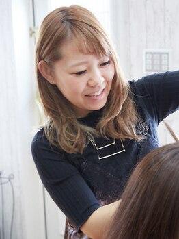 カシェット(cachette)の写真/丁寧なカウンセリングで髪質をしっかり見極め、1人1人に似合うスタイルをご提案☆理想をカタチにします♪