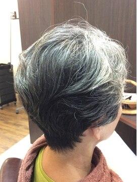 60代の髪質とシャンプー