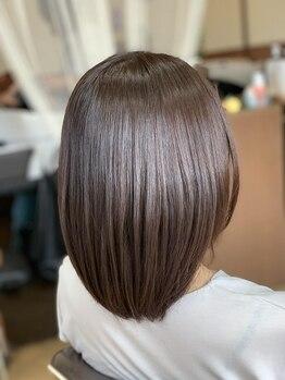 アガルタ(AGARTHA)の写真/髪質改善効果あり☆気になる髪のうねりから解放!話題の『酸熱トリートメント』であなたのお悩みを解決♪