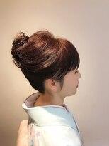 ジャムヴィーボ(Hair Make JAM Vivo)着物ヘア和セット
