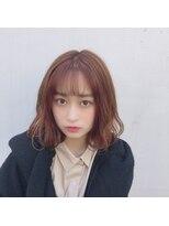 リビングユー(Livingu you)ガーリーレイヤーボブスタイル★