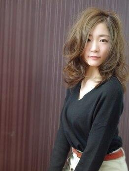 ヌードカラー 太田川店(NUDE COLOR)の写真/オリジナルの色合いと髪への優しさには定評あり☆透明感ある色合いに導くアディクシーカラーも大人気!