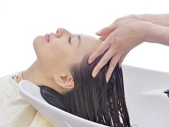 ヌーヴ(n.v.)の写真/【京都駅すぐ☆】豊富なSPAメニューで髪と頭皮をすこやかな状態に♪極上のリラックスTIMEをお届けします☆